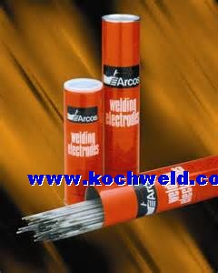 ARCOS NICKLE & STAINLESS WELDING WIRE | ROD